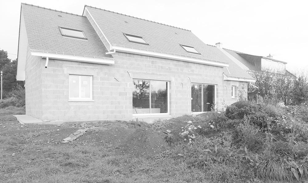 Photo d'avant projet Ingrandes sur Loire 49