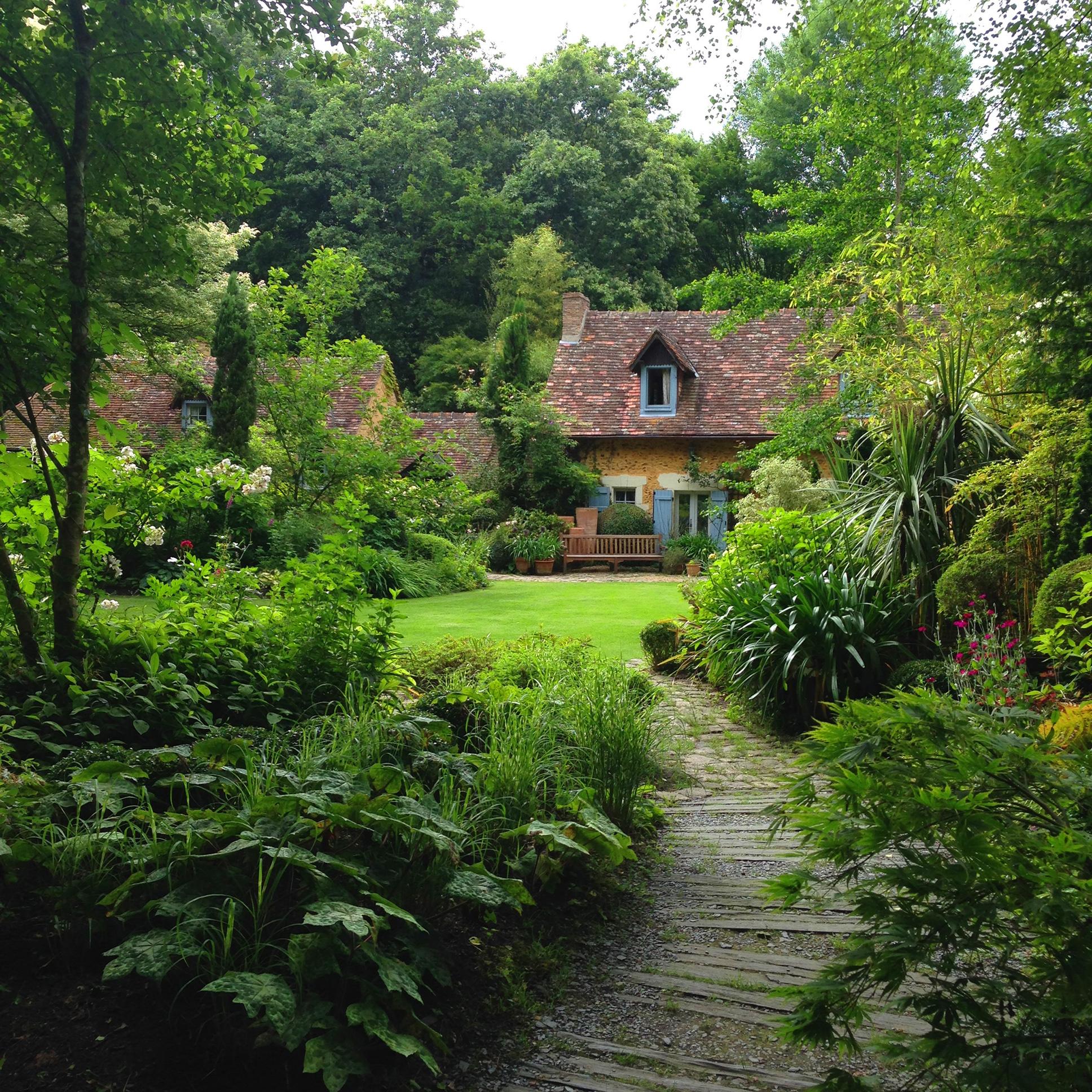Jardin du Petit Bordeaux jardin remarquable