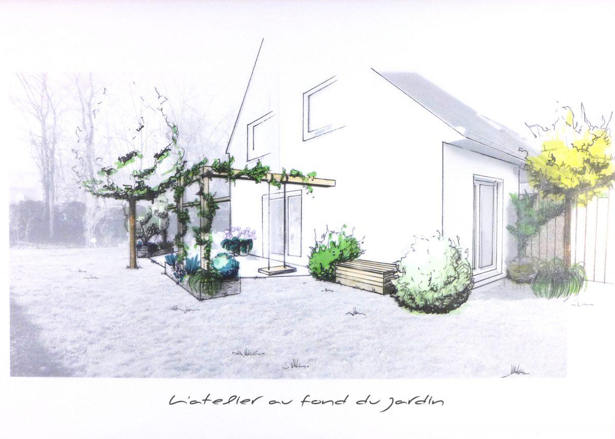 Jardin contemporain l 39 atelier au fond du jardin for Atelier du jardin d acclimatation